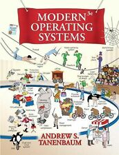 Modern Operating Systems by Andrew S. Tanenbaum (2007, Hardcover)