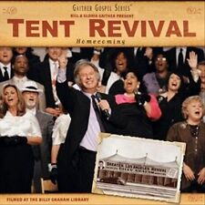 Bill Gaither's Gospel Music TENT REVIVAL @ The Billy Graham Library  New CD