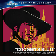 Coogans Bluff - Complete Score - Limited Edition - OOP - Lalo Schifrin