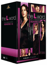 The L Word - Seasons 1-6 Complete DVD [23 Discs] Box Set NEW & SEALED