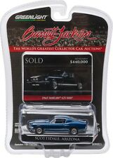 `67 Ford SHELBY GT500 Mustang  1967 **Greenlight Barrett Jackson 1:64 OVP