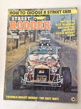 Street Rodder Magazine Trouble Shoot Wiring Project 33 February 1973 031317NONRH