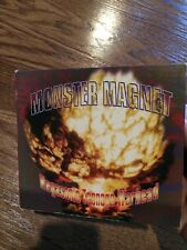 Monster Magnet Negasonic Teenage Warhead promo CD single 3 trx Metallica ��