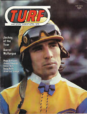 Turf and Sport Digest April 1979 Horse Racing