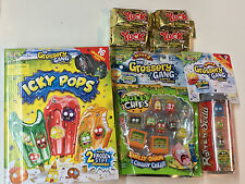 (1)The Grossery Gang season 2 MOLDY CHIP&(4)YUCK BARS&(1)ROTTEN SODA & ICKY POPS