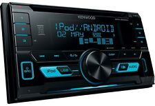 Kenwood Dpx-3000u Car Radio Stereo Cd Mp3 Usb Aux Player Double Din Vario Colour