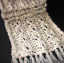 Knitting PATTERN - Trendy Reversible Lantern Scarf (for BEGINNER)