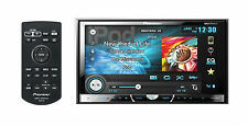 "Pioneer AVH-X4500BT 7"" Monitor Bluetooth AppRadio DVD Receiver New AVHX4500BT"