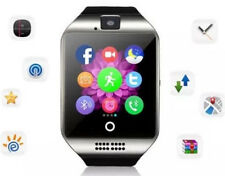 New Silver APRO-Arc Touch Screen Bluetooth Smart Wrist Watch For Android & iOS