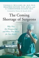 The Coming Shortage of Surgeons: Why They Are Disappearing and What That Means f