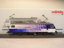 """Märklin h0 34305 e-Lok br re 446 448-3 """"swisscom"""" modelo de metal delta/Digital-d86"""