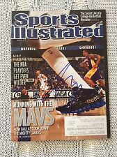 Jason Jet Terry Signed Sports Illustrated Dallas Mavericks Champs!