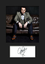 DANNY DYER #1 A5 Signed Mounted Photo Print - FREE DELIVERY
