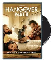 DVD - Comedy - The Hangover Part II - Bradley Cooper - Zach Galifianakis