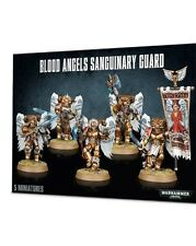 Warhammer 40k Blood Angels Sanguinary Guard NIB