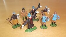Britains vintage 1970s onwards farm figures farmer milking lady etc