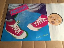 FOGHAT - TIGHT SHOES - LP - 202 457-320 - GERMANY 1980 (DI147)