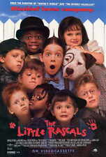 THE LITTLE RASCALS Movie POSTER 27x40 Daryl Hannah Courtland Mead Travis Tedford