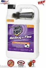 Bedbug Flea Home Insect Killer 1-Gallon Bug Fleas Insecticide Pest Control Kills