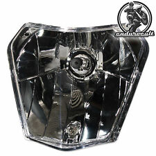 Scheinwerfer Halogen für KTM EXC/F/125/200/250/300/350/450/500 Lampe,Head,Light