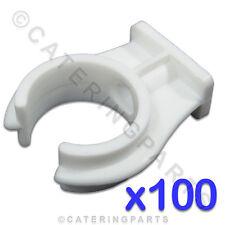 CL102 ELLIS CONFEZIONE 100 x 22mm APERTO CLIP STRINGITUBO A SCATTO PUSH-FIT TIPO