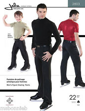 Jalie Men's & Boys' Figure Ice Skating Pants Sewing Pattern 2803 in 22 Sizes