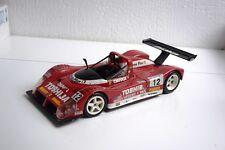 FERRARI 333 SP #12 24h du Mans 1998 1/18 Hotweels