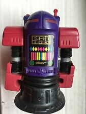 Ideal Robo Force CRUEL Loose Vintage Action Figure Robot 1984 RARE Dinged Head