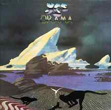 YES ‎- Drama (LP) (EX/EX-)