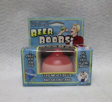 Beer Can Boobs Drink Cover Game Night Fun Birthday Gag Gift Bachelor Party Favor