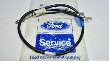 MK1 CAPRI RS GT GENUINE FORD NOS BATTERY & ENGINE EARTH CABLE ASSY - TYPE 2