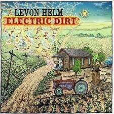 Electric Dirt by Levon Helm (CD, 2009, Dirt Farmer Music) Brand New!