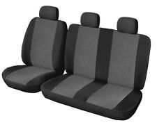 TAILORED SEAT COVERS FOR VOLKSWAGEN T4   2+1  VWT4  pattern2