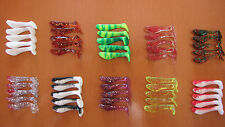 50 RELAX RUBBER FISH  RIPPER - KOPYTO  - 3.5 CM USA HIT !!! 3