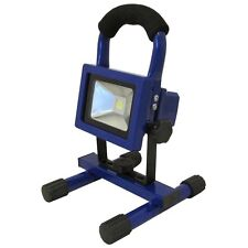 Nightsearcher MINI WORKSTAR Rechargeable LED 10w Flood Work Light Li-Ion