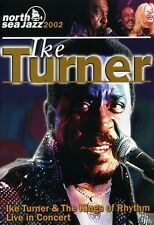 Ike Turner and The Kings of Rhythm: Live in Concert (2008, DVD NIEUW)
