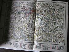 Neben- und Schmalspurbahnen Karten 16:  Deutsches Reich Bl  13 Berlin Privatbahn
