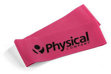 Physical Resistance LOOP Band SET OF 4  Knee Exercise Pilates Yoga Strength Tone