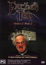 Father Ted (DVD) Series 2, Part 2, R-4, Like new (Disc:NEW), free shipping