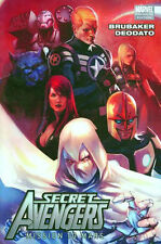 Secret Avengers Volume Vol 1 Mission To Mars HC Hardcover Marvel (#1-5) 2011