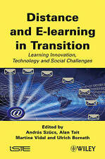 Distance and E–learning in Transition, András Szücs