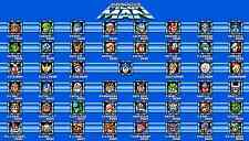 "Megaman Poster Rockman Game Art Silk Wall Decor Posters 12x21"" MgM9"