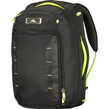 High Sierra AT8 Convertible Carry-On - Black/Zest Travel Backpack NEW