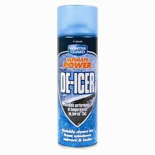Ultimate De-Icer 500Ml, Removes Ice, Frost & Snow From Windscreen, Mirror & Lock