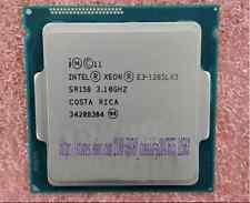 Free Shipping Intel Xeon Quad Core E3-1285LV3 3.10GHz 8MB Cache Processor
