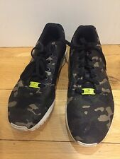 MILAN Adidas ZX Flux Camo Camoflage Running Tg UK 9 US 10 a torsione