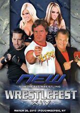 NEW Wrestling: Wrestlefest XIV DVD, Velvet Sky TNA WWE