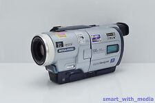 SONY DCR-TRV828E CAMCORDER DIGITAL 8 / HI8 / 8MM VIDEO-8 TAPE VIDEO CAMERA