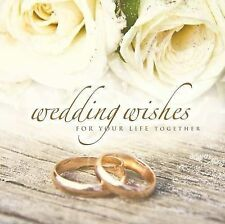 Wedding Wishes for Your Life Together by Struik Christian Books (Hardback, 2012)