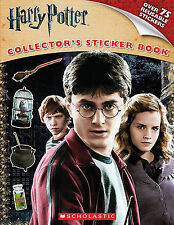 Harry Potter and the Deathly Hallows Part I: Sticker Book (Harry-ExLibrary